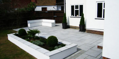 Granite paving and patios